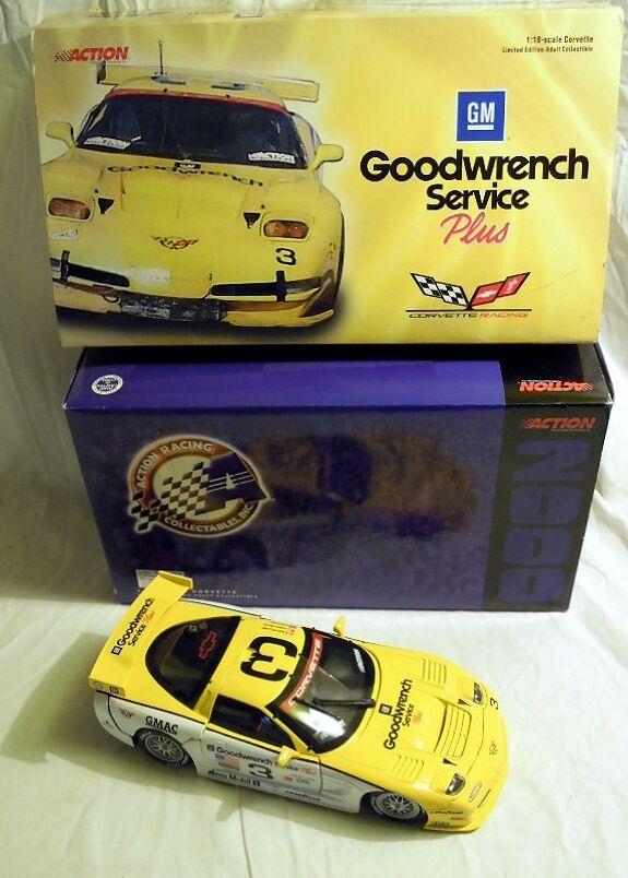 Wirkung Racing Collectables 100264  2000 Chevrolet Corvette C5-R, NEU & OVP - rar