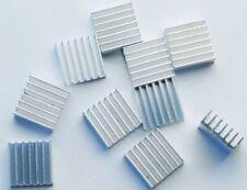 Chip CPU GPU VGA RAM LED IC radiato 50pcs Extruded Aluminum heatsink 14x14x6mm