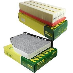 Mann-Filter-inspeccion-set-filtro-de-aire-espacio-interior-filtro-mli-9661441