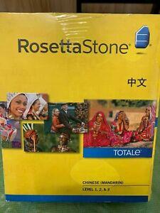 Rosetta-Stone-Learn-How-to-Speak-Mandarin-Level-1-3-Set-NEW-SEALED