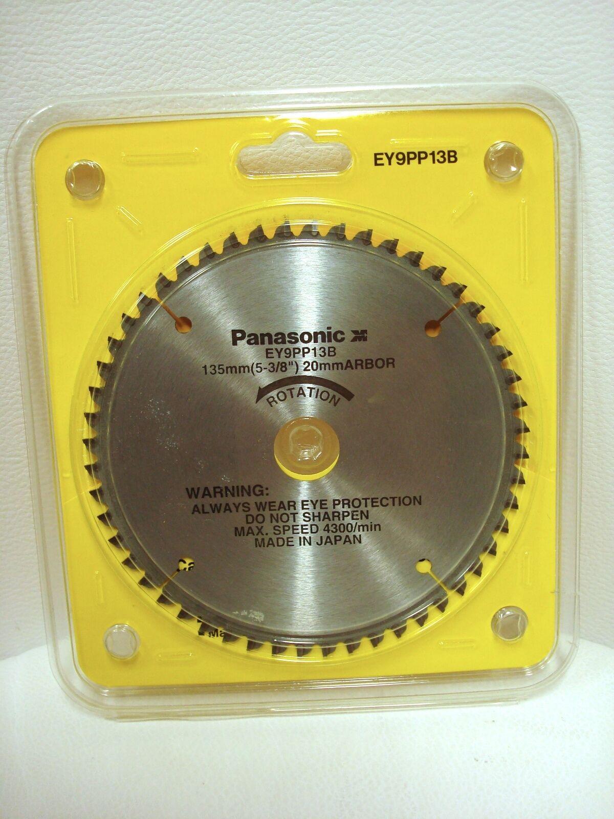 Panasonic Genuine EY9PP13B Plastic Cutting Blade 5-3/8
