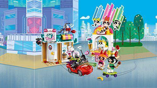 LEGO PowerPuff Girls - - - L''attaque de Mojo Jojo -  41288 - Jeu de construction 383b08