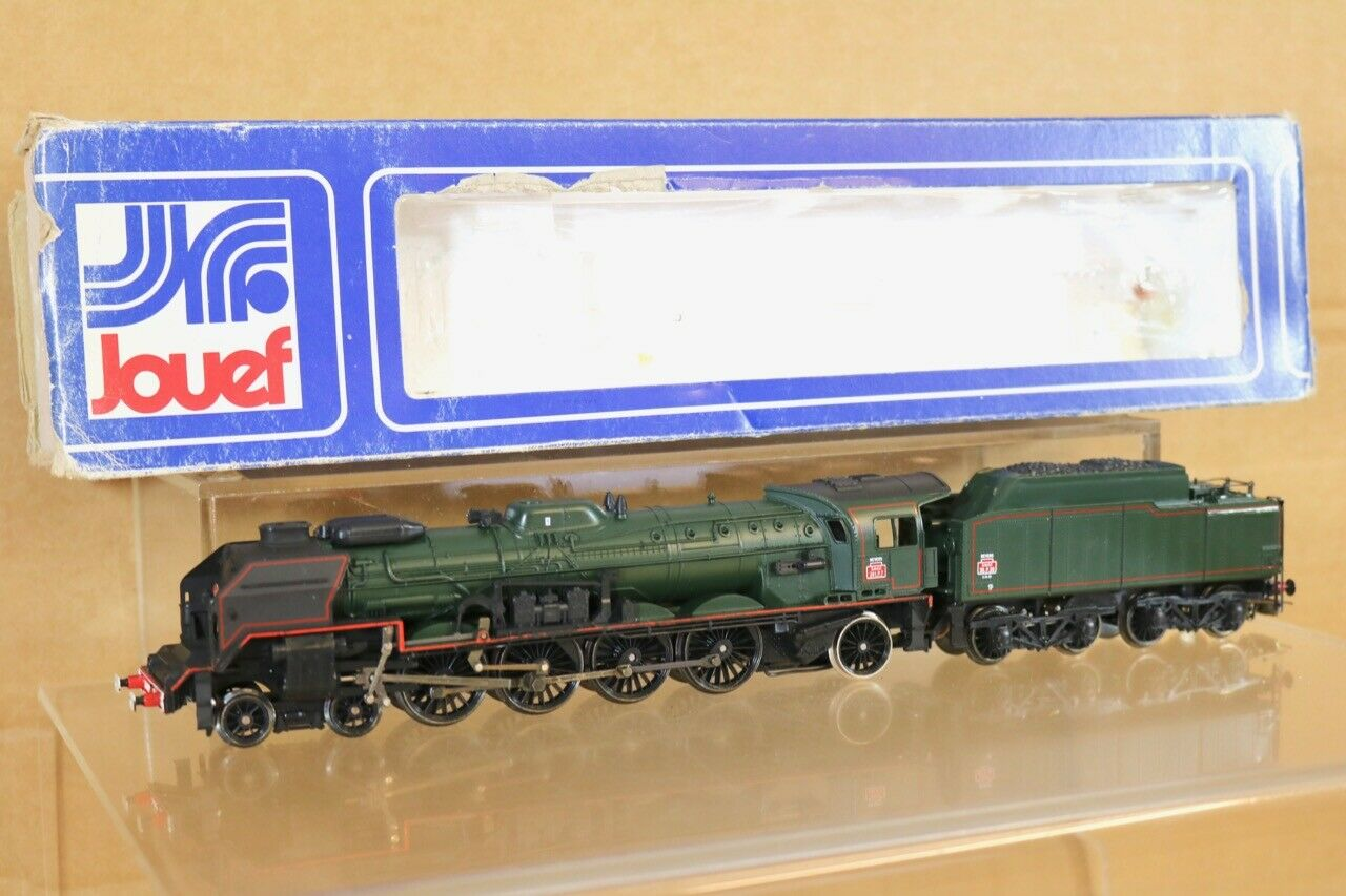 JOUEF 8241 SNCF 4-8-2 CLASS BR 241 P 7 LOCOMOTIVE 36 P 20 NEVERS BOXED nr