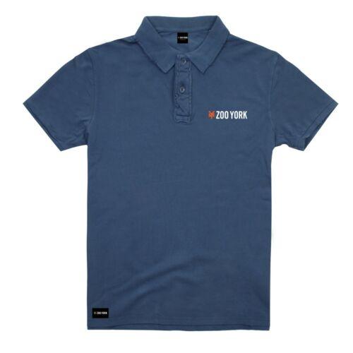 Offical Polo Shirts Multi Gallant Mens Bay Street Zoo York Shirts