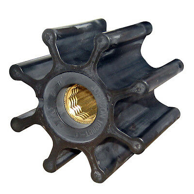 """Jabsco 22405-0001-P Impeller Kit 6 Blade Neoprene 1-9//16/"""" Diameter"""