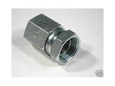 "High Pressure Pipe Fitting 3//4/""F x 3//4/""F Female Swivel 5000 psi"