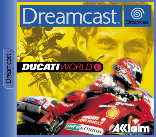 1 von 1 - Ducati World --- NEUWERTIG / LIKE NEW ---