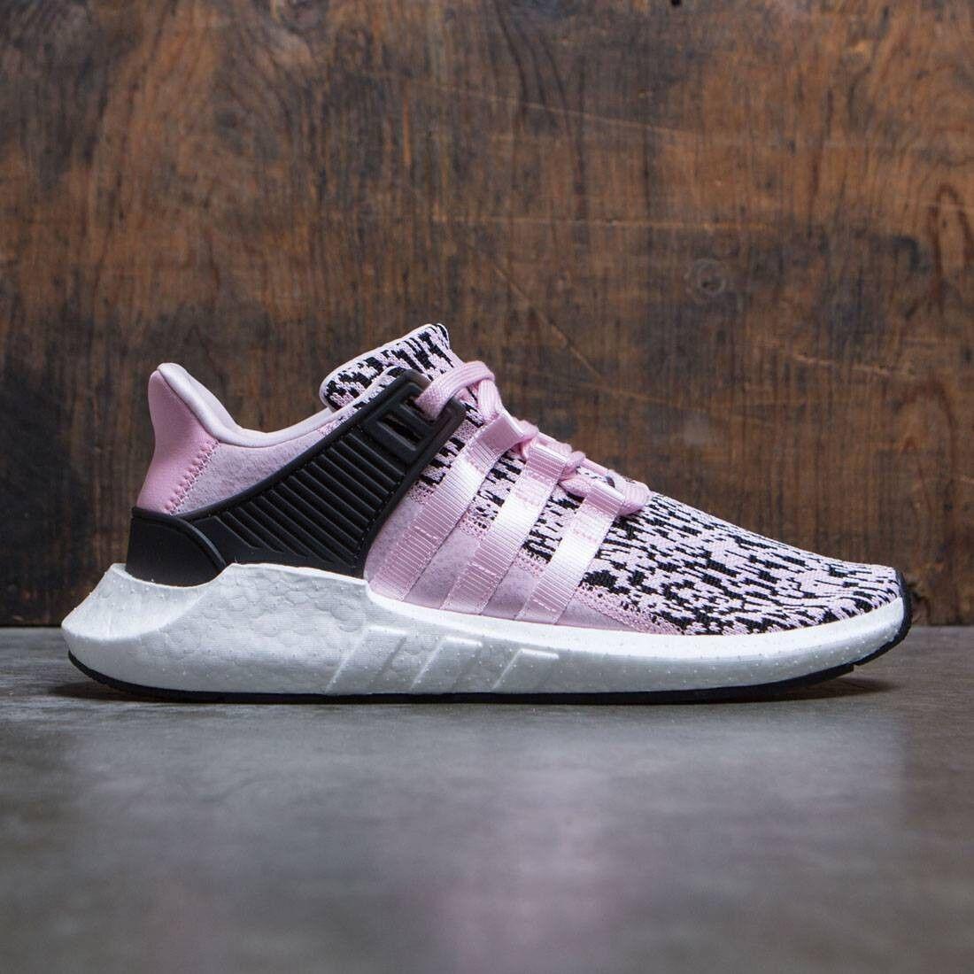 Adidas Originals Equipment EQT Support 93 17 BOOST Mens shoes BZ0583 Wonder Pink