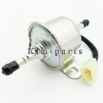 New 12V Diesel Electric Fuel Pump For Kubota M108 R1401-51350 R1401-51352