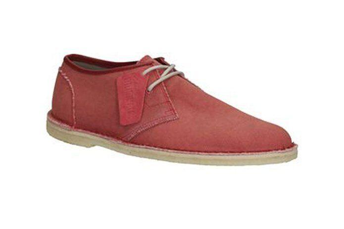 Clarks  Originals Jink Men's Oxford Coral Canvas Casual shoes 26106716