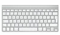 Apple Wireless Bluetooth Keyboard (White)