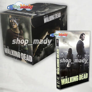 The Walking Dead Temporada 1 a la 6 en DVD Region 1 y 4 ESPAÑOL ...