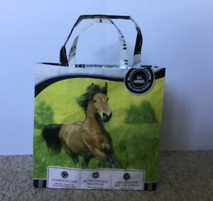 Details About Recycled Horse Feed Sack Use As Gift Bag Tote Or Storage