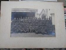 VERA FOTO ARTIGLIERIA PESANTE RIVOLI TORINESE 1931 (SU-IK )