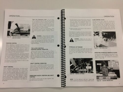 Heavy Equipment, Parts & Attachments SERVICE MANUAL FOR FORD 1720 ...
