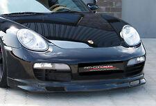 CUP Spoilerlippe für Porsche Boxer 987 GT3 Bj. 04-09 Front Spoiler Schwert IN