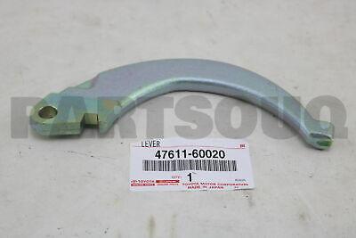 For Toyota Genuine Parking Brake Lever Rear Left 4761160020