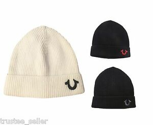 57003162ad9f6 True Religion Fashion Unisex Women Men Cashmere Knit Winter Cap Hat ...