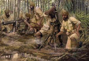 Strelets-Mini-1-72-WWII-Indian-Infantry-Heavy-Weapons-M129