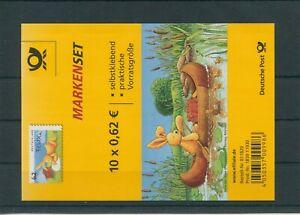 Germany-BRD-Federal-Folienblatt-RC-46-Postmarked-Used-More-See-Shop