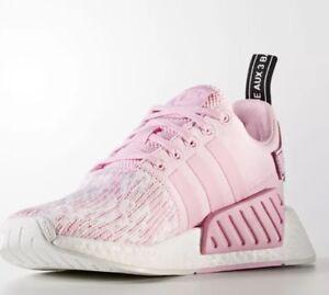 5c9558a49d9b7 NEW Adidas Women Originals NMD R2 BY9315 Wonder Pink UK 7.5 BNIB ...