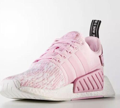 r2 Adidas 8 Wonder Pink Fast Delivery Bnib By9315 Uk Women Originals Nmd Nuovo dfqaIwI