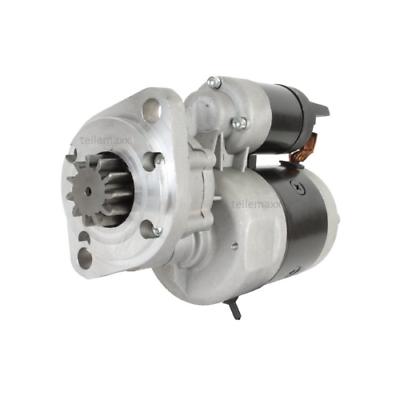 Starter motor de arranque nuevo para Multicar m24 m25 engranajes motor de arranque m 24 m 25