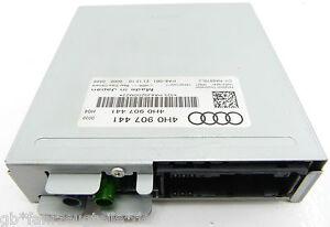 Audi-S8-A8-4H-Steuergeraet-Rueckfahrkamera-control-unit-camera-4H0907441-Int-IN983