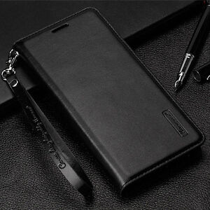 For-iPhone-X-7-8-Plus-Genuine-Leather-Magnetic-Wallet-Card-Flip-Stand-Case-Cover