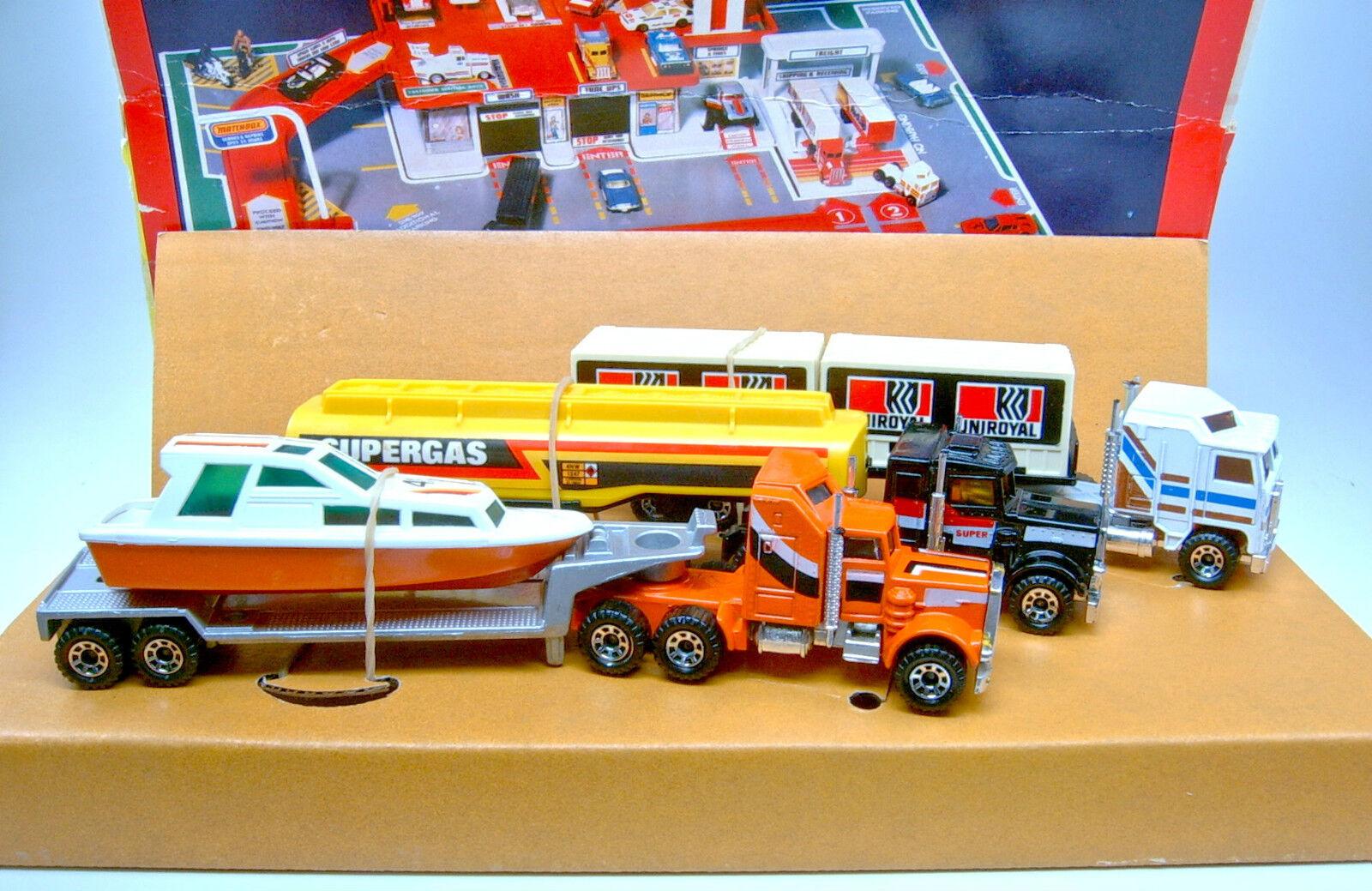 Matchbox convoy convoy convoy Giftset