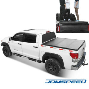 JDMSPEED-Hard-Tri-Fold-Tonneau-Cover-For-2016-2019-Toyota-Tacoma-5ft-Bed
