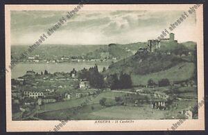VARESE-ANGERA-38-CASTELLO-LAGO-MAGGIORE-Cartolina