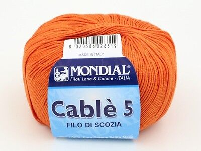 4 Balls of Mondial Extrafine Knitting Yarn Color 426