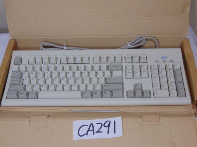 VINTAGE NEW NOS IBM KEYBOARD KB-3923 RARE 33L1154 MADE IN 1999 CET99-06