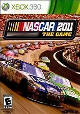 NASCAR The Game 2011 (Microsoft Xbox 360, 2011)