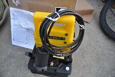 Enerpac Puj 1200b High Pressure Hydraulic Economy Electric Pump 10000psi New