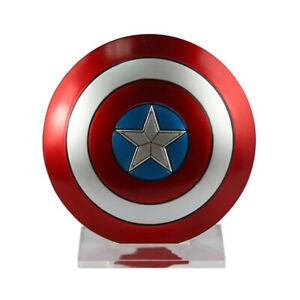 Avengers-Endgame-Captain-America-Shield-Hero-Weapon-to-6-10-039-039-Action-Figure-Toy