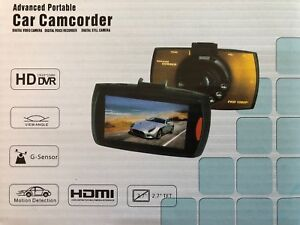 advanced portable car camcorder dash cam firmware