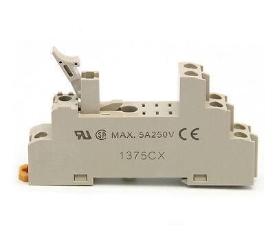 30pcs Omron Relay Socket P2rf-08-e P2RF08E CS for sale online