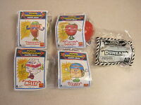Mcdonalds 1993 Food Fundamentals - Complete Set + U3 - Mint In Package