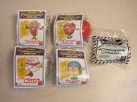 Mcdonalds 1993 Food Fundamentals - Complete Set + U3 - Mint In Package