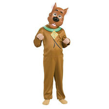 Rubie's Scooby-Doo Child Mask and Jumpsuit Costume Set Size Small 4-6
