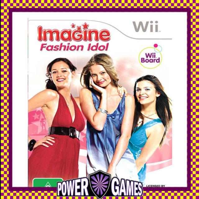 Imagine Fashion Idol (Nintendo Wii) Brand New