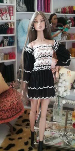 dress one size fits 12 inch fashion dolls Doll not included Dollsydoll