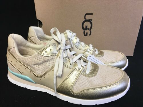 Fashion Sneaker 9 5 wz7O4Cqp Soft Deaven Women Trainers 1012175 Gold Athletic Shoes Ugg YZ0E6q4xS