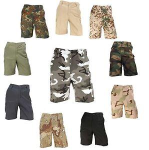 Para Título Hombres Army Detalles De Informal Militar Combate Cargo Ver Estilo Original Us Bermudas Y76gfyb