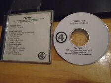 RARE PROMO Fantastic Four DEMO CD soundtrack Blink-182 Jimmy Eat World JAY-Z !