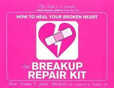 Excellent, The Breakup Repair Kit: How to Heal Your Broken Heart, Marni Kamins,