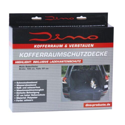 protección lateral 105x173cm RAID-Dino maletero-protección manta XL incl