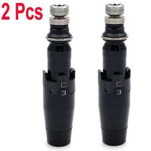 Details about 2Pcs For Titleist TS2 and TS3 Fairway Wood  335 Tip Golf  Shaft Adapter Sleeve